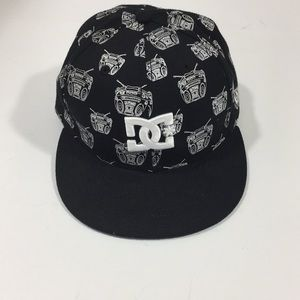 DC remix series hat
